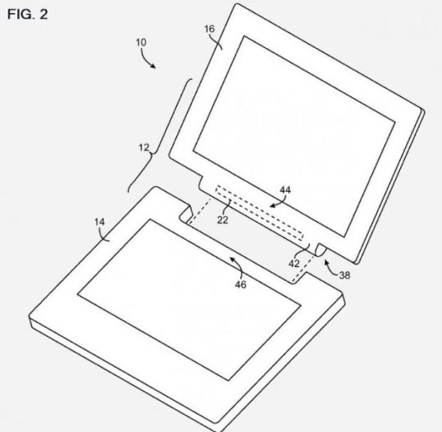 Apple brevetta il MacBook che diventa tablet