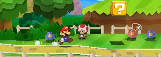 Paper Mario: Sticker Star - recensione - 3DS