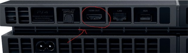 Playstation 4: problemi alla porta HDMI a causa della cornice metallica