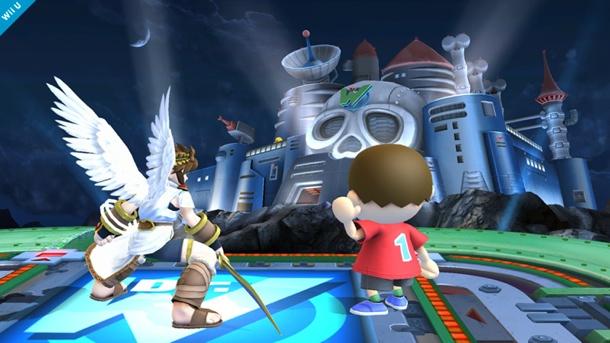 Super Smash Bros: svelato un nuovo stage