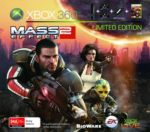 Annunciato Mass Effect 2 'Super Elite' Bundle