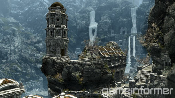 The Elder Scrolls V: Skyrim: nuovi dettagli e prima immagine ufficiale