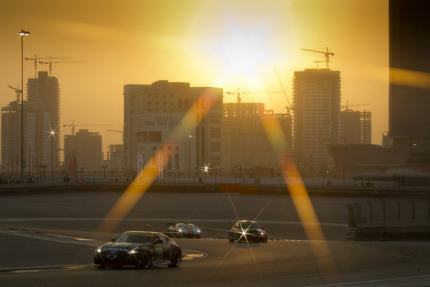 GT Academy centra l'obiettivo a Dubai