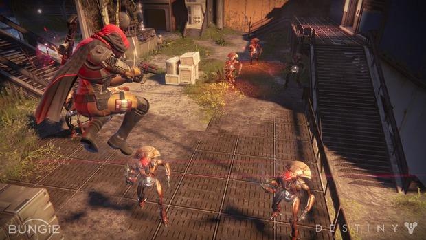 Destiny: ancora nuovi screenshot