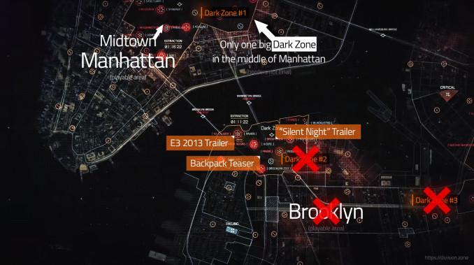 The Division: nuovi dettagli sull'ambientazione e la mappa di gioco