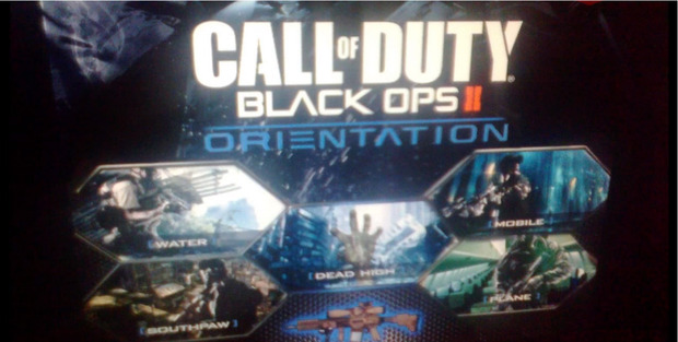 [RUMOR] Il nuovo DLC di Black Ops 2 si chiamerà Orientation Map Pack?