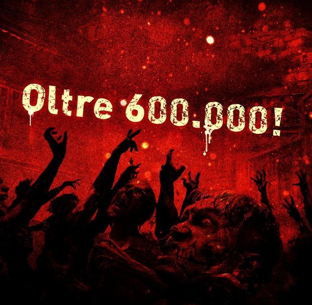 Dead Island festeggia i suoi 600.000 fan su Facebook