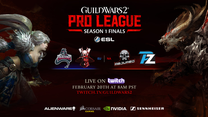 Guild Wars 2: i dettagli sulle ESL Pro League Finals