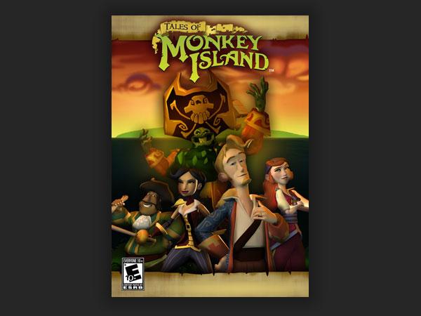 Tales of Monkey Island arriva in versione retail