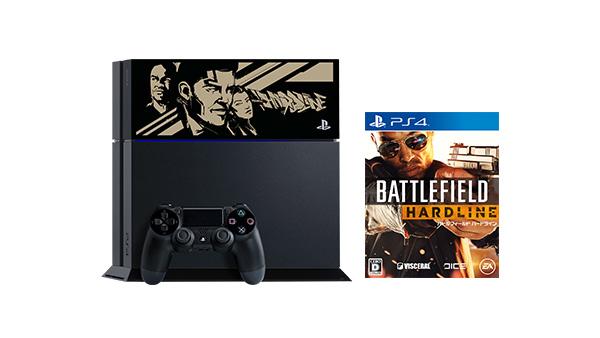 Annunciata una PlayStation 4 a tema Battlefield Hardline per il Giappone