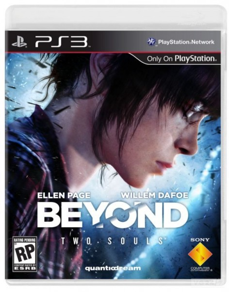 Beyond: Two Souls, ecco la copertina