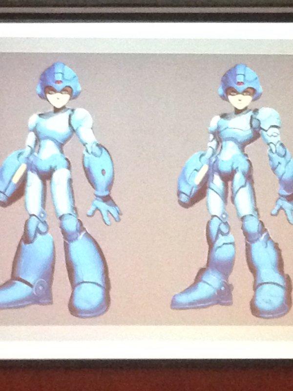 Mega Man: concept art e dettagli di un gioco cancellato
