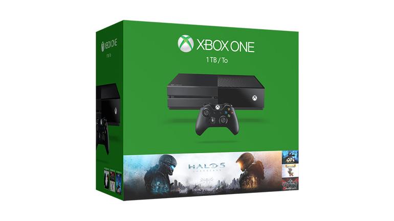 Xbox One: nuovo bundle con quattro giochi