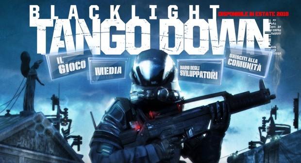 Blacklight: Tango Down, aperto il sito ufficiale italiano