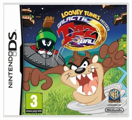 Disponibile Galactic Taz Ball per Nintendo DS