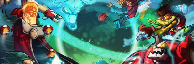 Ronimo Games annuncia Awesomenauts per Xbox Live e PSN