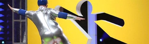 Kinect: Microsoft porta il gioco 'Hole in the Wall' su Xbox Live?