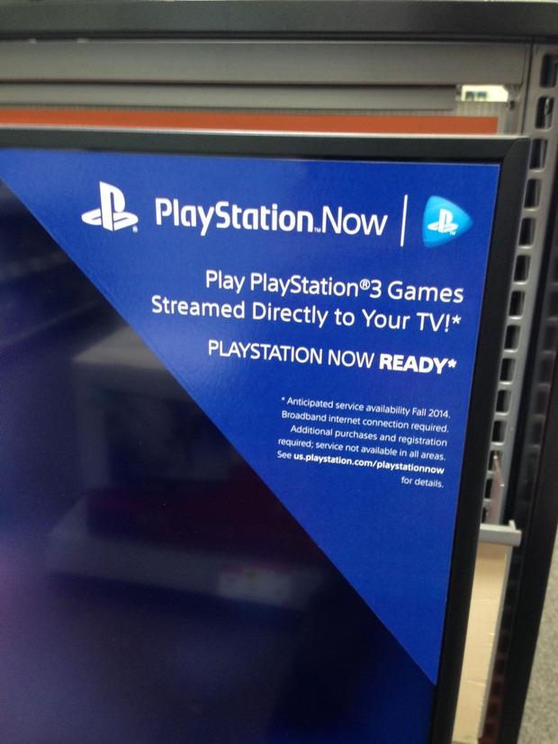 PlayStation Now: pubblicità al via negli USA, lancio nel 2014