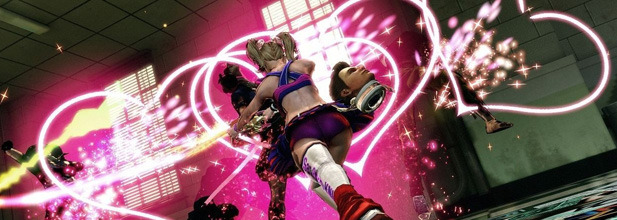 Lollipop Chainsaw - recensione - XBOX 360