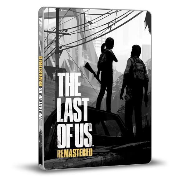 The Last of Us Remastered: edizione steelbook esclusiva di Amazon Germania