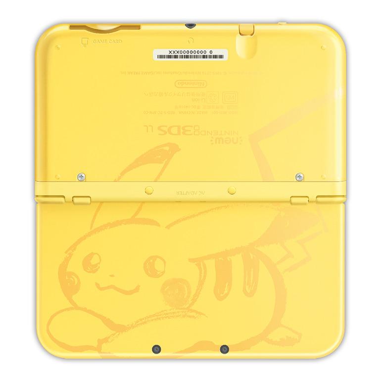 New nintendo 3ds xl due modelli personalizzati per for Coque 3ds xl pokemon