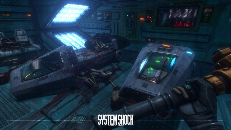 System Shock Remastered Edition: nuove immagini