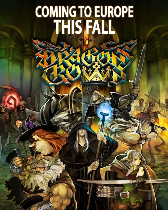 Dragon's Crown: uscita europea confermata in autunno