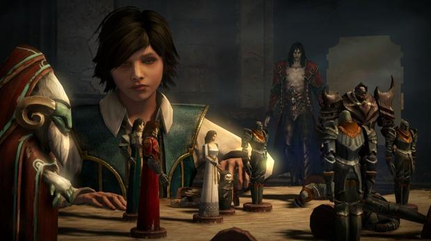 Tante immagini da Castlevania: Lords of Shadow 2