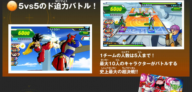 [Rumor] Dragon Ball Heroes: porting per Nintendo 3DS?