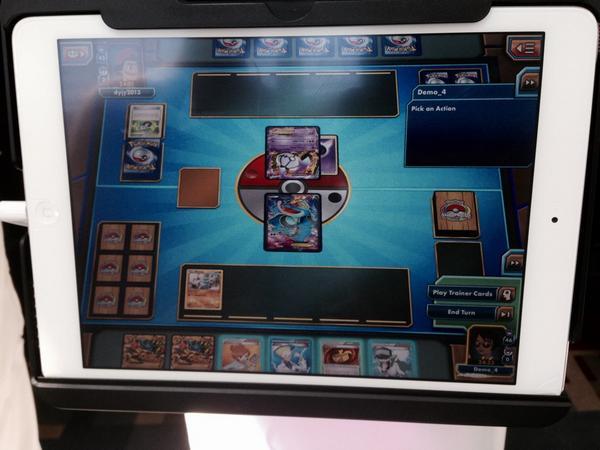 Pokemon Trading Card Game potrebbe essere annunciato per iPad