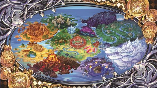 Battle Princess of Arcadias: rilasciate tantissime immagini