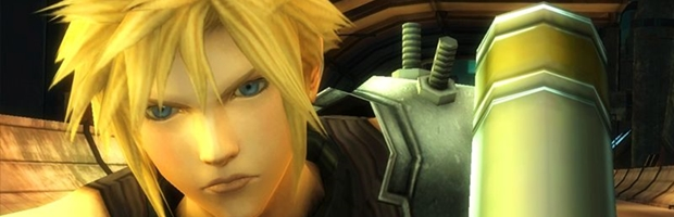 Final Fantasy VII G-Bike, trailer dal TGS - Notizia