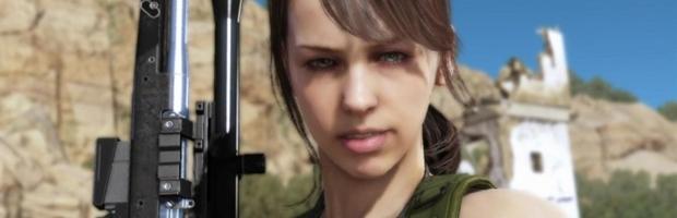 Metal Gear Solid V: The Phantom Pain, un nuovo personaggio sarà rivelato presto, dettagli su Quiet - Notizia