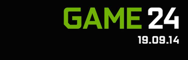 NVIDIA Game24: evento in streaming dalle 3:00 del 19 settembre - Notizia