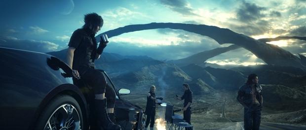 Final Fantasy XV: la demo sarà disponibile sin da subito, conferma Square Enix