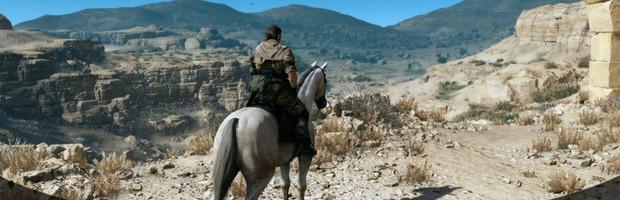Metal Gear Solid 5 The Phantom Pain uscirà nel 2015 - Notizia