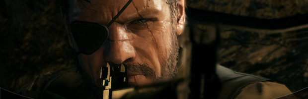 MGS 5 The Phantom Pain: trailer e gameplay Tokyo Game Show 2014 - Notizia