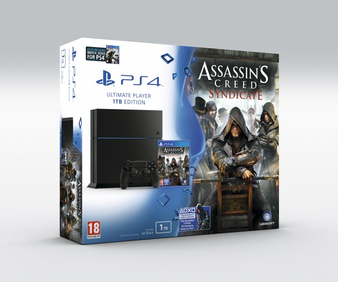 Assassin's Creed Syndicate: annunciato un bundle PlayStation 4