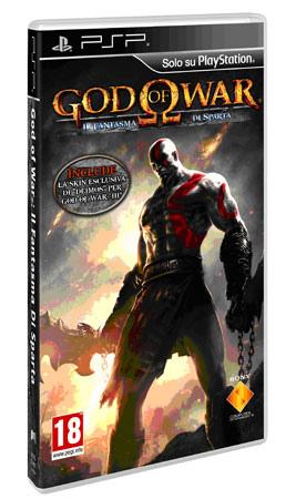 God of War: Ghost of Sparta, l'offerta italiana effettuando il pre-ordine