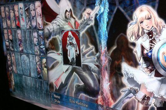 [Rumor] Soul Calibur V: Ezio Auditore tra i combattenti?