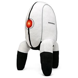 Portal 2: il peluche parlante della torretta in arrivo negli USA