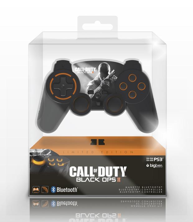Bigben Interactive annuncia la nuova linea di accessori brandizzati Call of Duty: Black Ops II