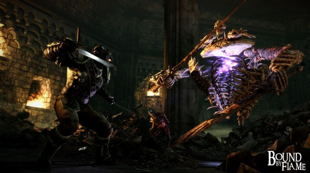 Bound By Flame: combatte in nuove immagini