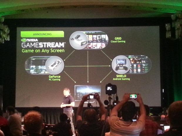 NVIDIA annuncia GameStream