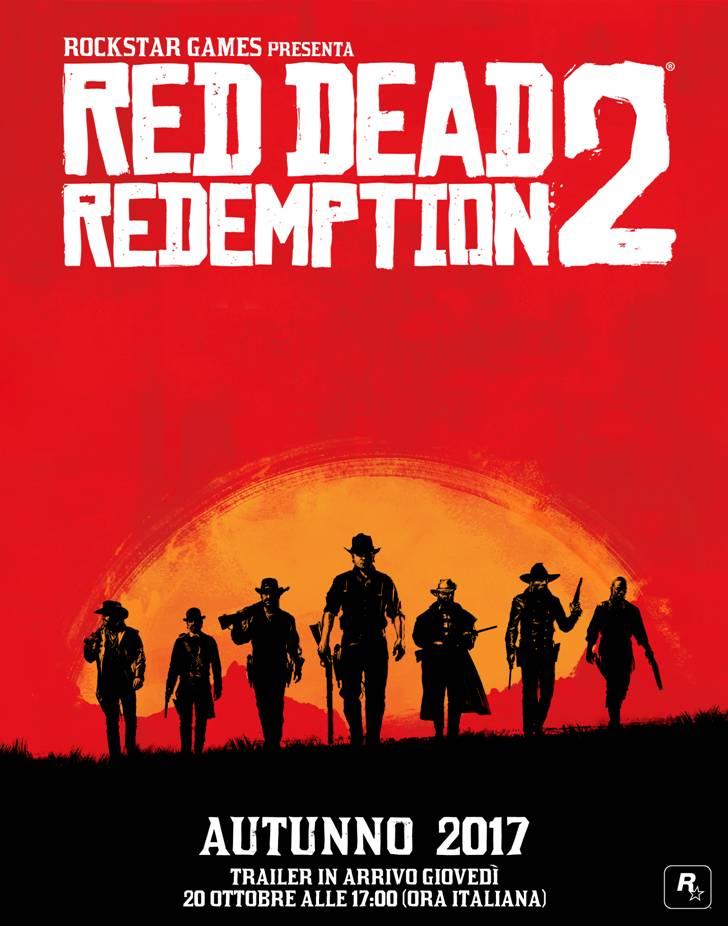 Red Dead Redemption 2: Rockstar conferma la presenza del multiplayer