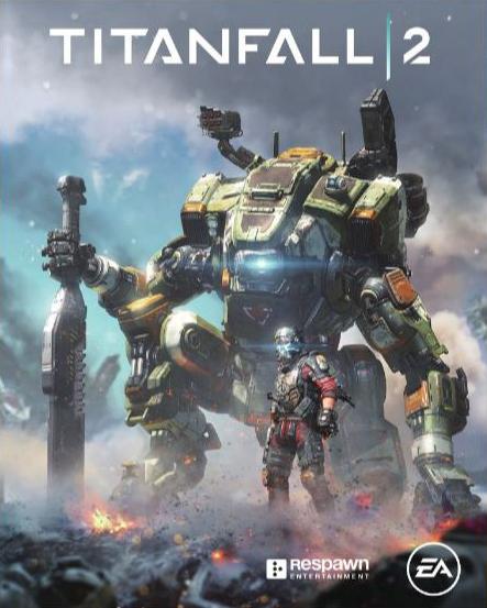 Titanfall 2 avrà una copertina esclusiva per il Giappone