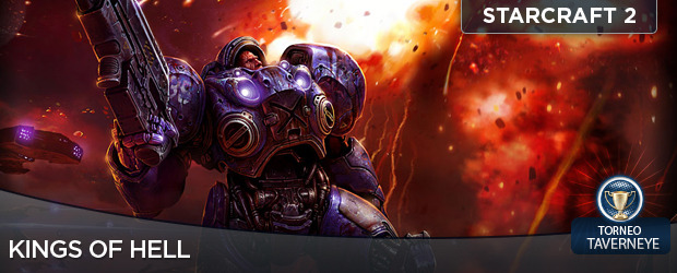 Torneo Ufficiale Taverneye di Starcraft II: Kings of Hell