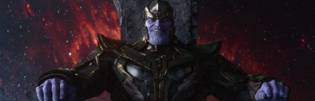 Guardiani della Galassia: James Gunn parla della difficoltà nello scrivere Thanos