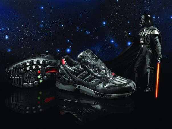 Star Wars Collection Primavera/Estate 2010 di Adidas Originals!