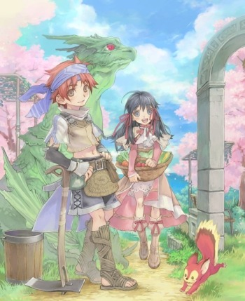 Rune Factory 2 - recensione - NDS